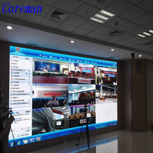 Coreman MBI5024 cree epistar p3 led module korea p3 p4 p5 rental board stage TV