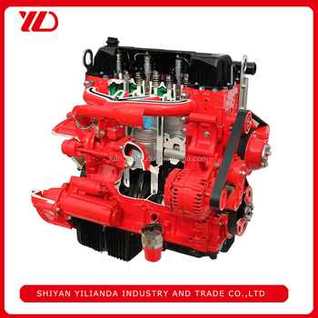 ISF3.8 Diesel Engine Assembly