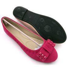 flat footwear sale ladies shoes from china factory