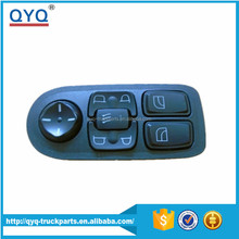 Best Quality Factory price Euro truck parts oem 1788601 power window switch for DAF XF95 XF105 door power switch