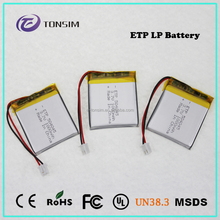 1000mah 6v rechargeable battery,tiny rechargeable battery,sunca rechargeable battery