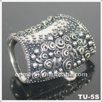 Alloy Scarf Pendant Ring
