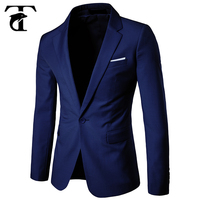 Hot Latest Design Direct Manufacturer OEM TR Stylish Mens Slim Fit Blazers