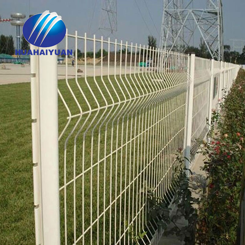 New price wire fencing factory wire mesh fence welded wire fence security fence