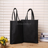 2017 Customized Low Price recyclable non woven bag With Strong Handle from Wenzhou