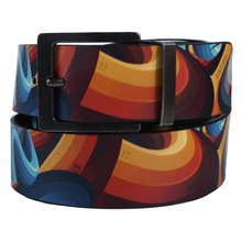 Wholesale Men's Fashion Designer Fake PU Leather Belts with High Quality