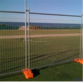 Steel Material Temporary Safety Fence