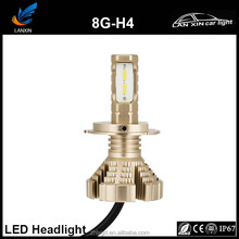 G8 Perfect light pattern 50w 6000lm best selling NI SS AN 8G h4