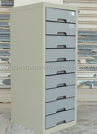 assemble metal filing cabinet