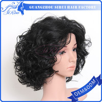 New Style long hair china sex woman wig, full wig clip in hair extensions wig for adult Party and Prom