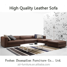 leather livingroom furniture sale, reasonable price leather sofa sale, Optional Leather Sofa Sections Maed In China