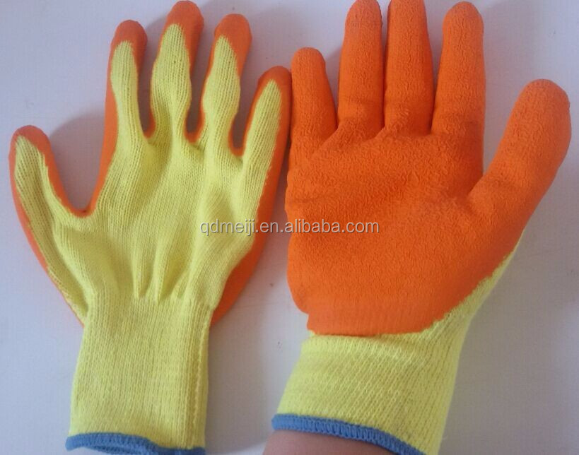 industrial gloves qingdao latex coated working gloves importers in uk in usa