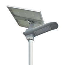 Outdoor Ip65 Solar street light 30W 40W 50W 60W 80w 100w sensor motion LED solar street light with pole