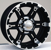 Aluminum wheels for cars, 4x4 wheels, wheel rims 17 inch 00419