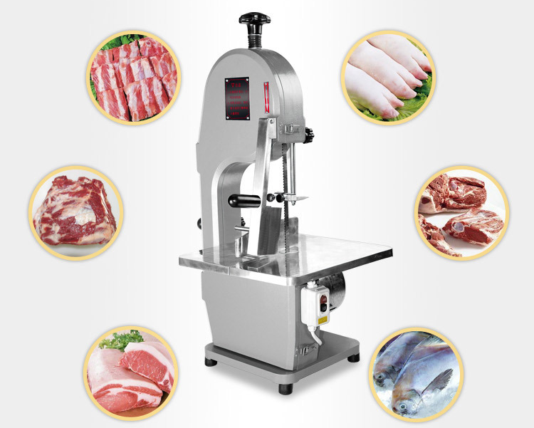 automatic goat electric meat cutting knife machine