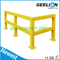 Good quality aluminum concrete road barrier for sale