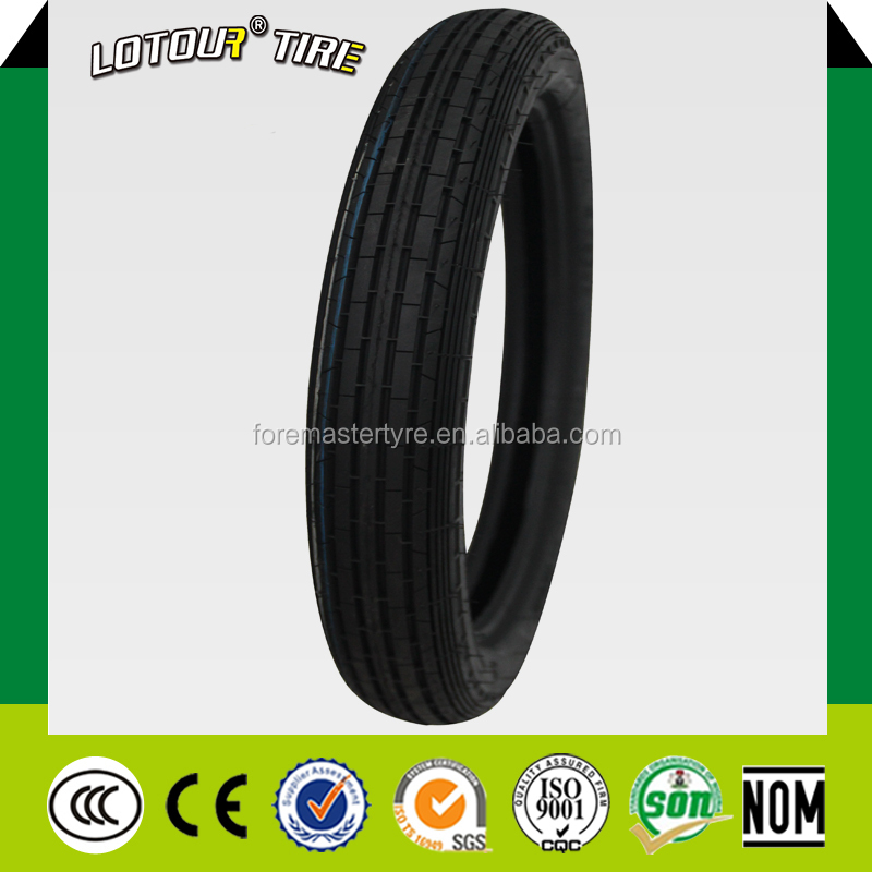 Lotour Brand 14 inch tube type electirc bicycle tyre 2.25-14 / 2.75-14 with DOT SONCPA certification in China