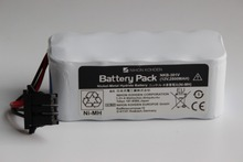 Photoelectric TEC-7631C TEC-7621C TEC7721 defibrillation apparatus battery 12V 2800mAH NKB-301V
