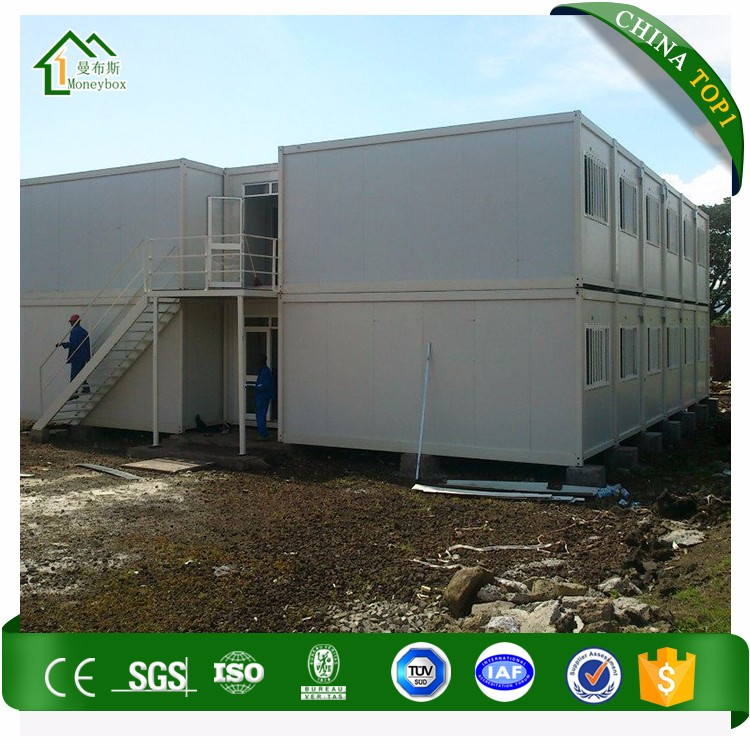 Light Weight Container House Building