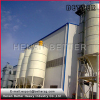 Building material, mortar production etc Application and New Condition dry mix mortar production line