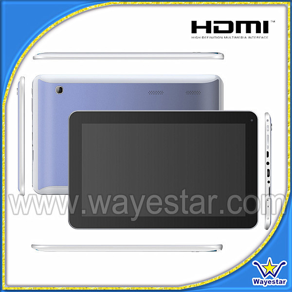 Cheap 10'' rk 3168 A9 1G/8G Android 4.2 Tablet 2 Cameras HDMI