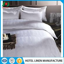 New products different types single china bedding set for hotel