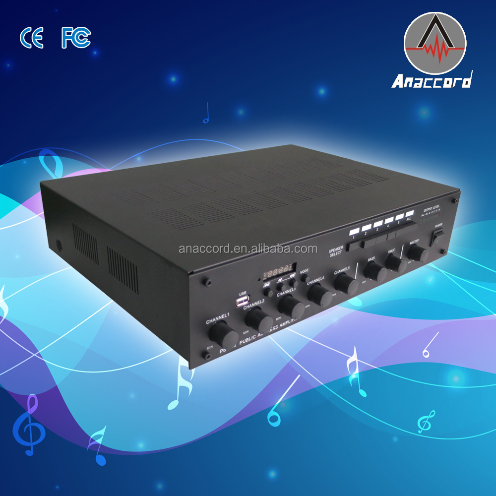 Factory direct produc CE FCC certificate wholesale home audio using bluetooth multi channel powered mixer professional amplifier