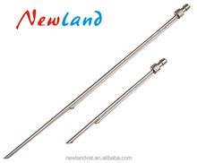 NL306 animal teat cannula milk teat needles