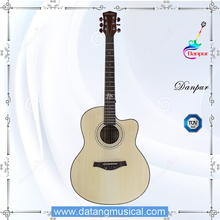 wholesale high quality custom acoustic guitar