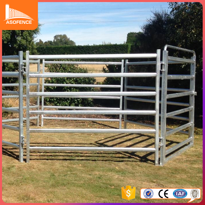 Australia standard heavy duty stock yard panel