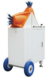 Portable mist type disinfector KOBO300