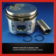 4TNE94 piston kit 94mm with 4 cylinders piston OEM NO 6142-31-2113