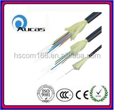 2-24 Core Indoor Optical Cable GJBFJV Indoor Breakout Tight Buffered Fiber Optic Cable