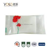 3-5 star hotel luxury classic white soap for bathroom
