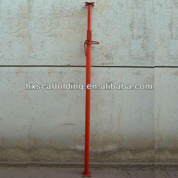 1.8-3.5m shoring post for concrete formwork support
