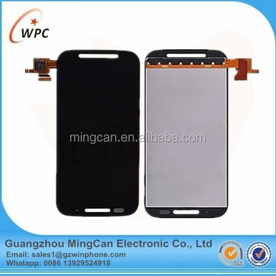High Quality Mobile Phone Moto E LCD Screen And Digitizer Assembly