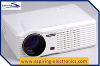 Contrast Ratio: 600: 1 2500 lumens high brightness led projector