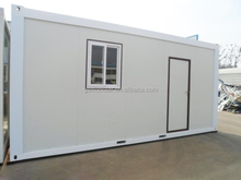 Modular prefab home/low cost comfortable labor camp container house in south africa
