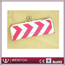 Wholesale Fashion Chevron Clutch Wallet