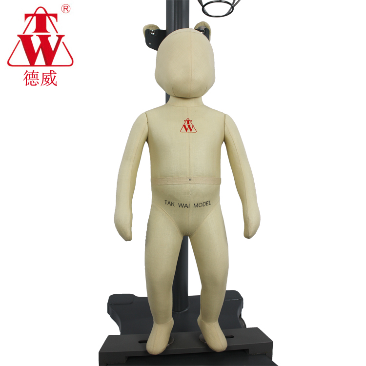 High Quality infant full body dummy model for clothing manufacturer