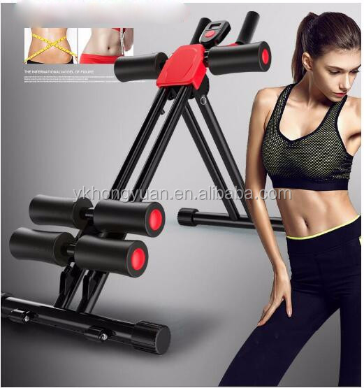 2017 Exercise equipment 5 mins ab shaper abdominal machine