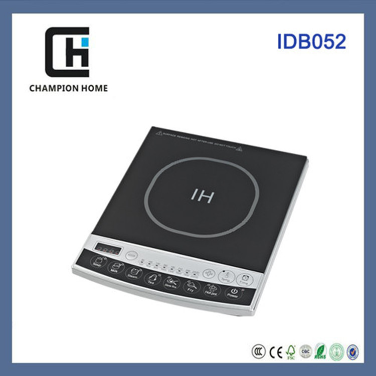 2015 hot selling high quality CE approval induction hob multifunction electric induction cooker with low price