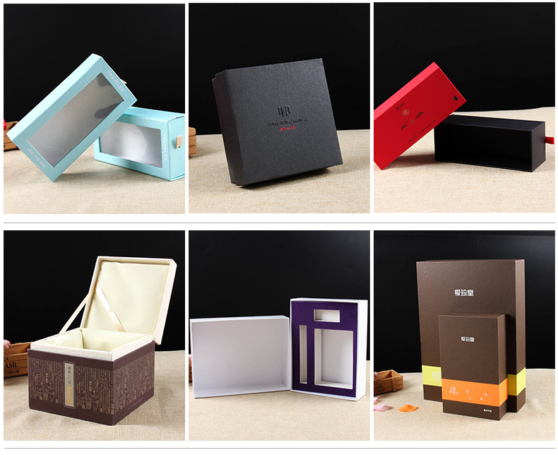 Custom Printed Corrugated Paper Box Manufacturer