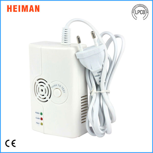2015 new product personal Carbon monoxide detector and natural / domestic lpg gas leak detector EN50291
