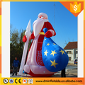 Art christmas inflatables decorations,inflatable christmas santa claus