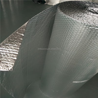 2017 Radiant barrier bubble double-sided aluminum fireproof thermal insulation