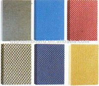 fabric acoustic panel /soundproof and fireproof materials fiberglass sound absorbing board wall coverings/ building materials