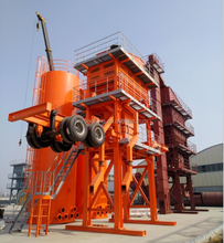 Anne China alibaba factory 80t/h Mobile hot mix Asphalt mixing Plant bitumen mixing plant LCY-1000