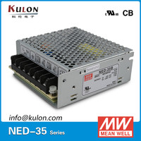 MEANWELL NED 35B Dc 5v Dual