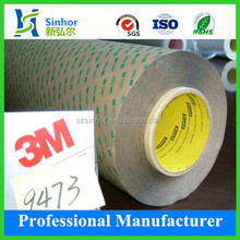 3M Double Sided VHB Tape 9473 PC Hot Melt Adhesive Type and Acrylic Adhesive 3M VHB Acrylic Foam tape